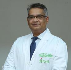 Dr. Salil Jain - Best Kidney Specialists & Nephrologists | Fortis Gurgaon