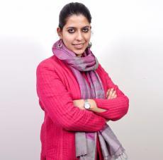 Urvashi Pawar