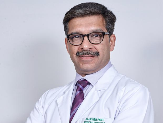 Dr. Amitabh Parti | Top Internal Medicine Specialist in Gurugram | FMRI Gurgaon