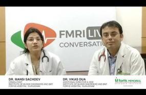 Role of Paediatric Haematologist | Dr. Vikas Dua & Dr. Mansi Sachdev