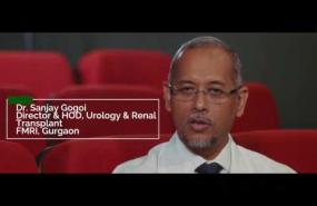 Dr. Sanjay Gogoi on benefits of robotic surgery in urology