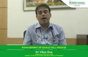 Management of Sickle Cell Disease