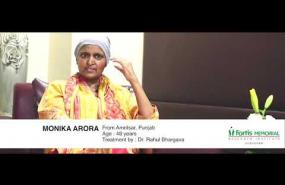 Ms. Monika Arora | Leukemia Treatment