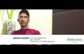 Mr. Ameer Nassir | Leukemia Treatment