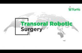 Transoral Robotic Surgery: The new way to beat Cancer, explained by Dr. Surender Dabas