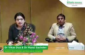 Paediatric Blood Disorders and Bone Marrow Transplant