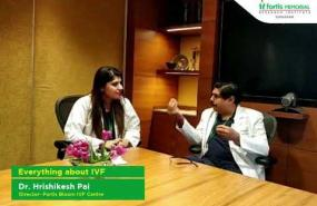 Everything About IVF with Dr. Hrishikesh Pai