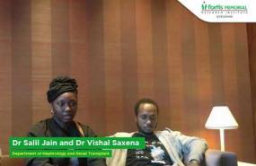 Kidney Transplant Testimonial